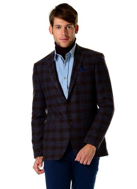 Erkek Bruno Ferrini Ceket